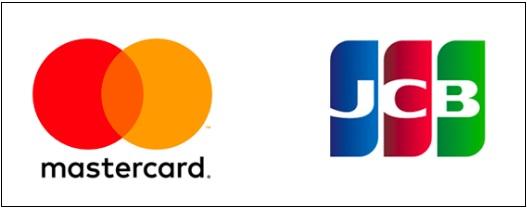 Mastercard JCB