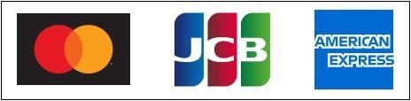 mastercard jcb amex