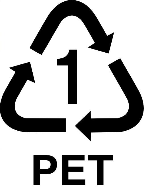 ペットボトル リサイクルマーク