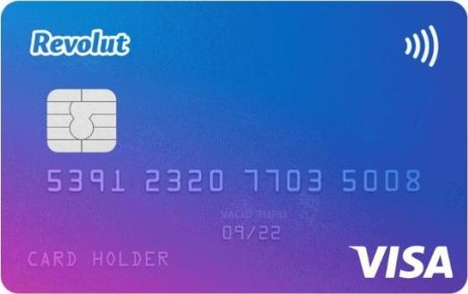 revolut カード